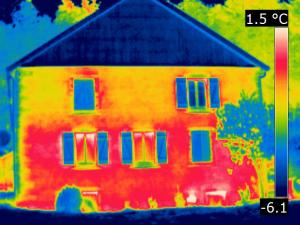 thermographie infrarouge bâtiment