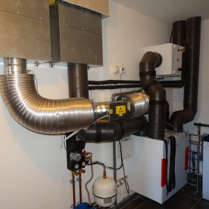 ventilation double flux