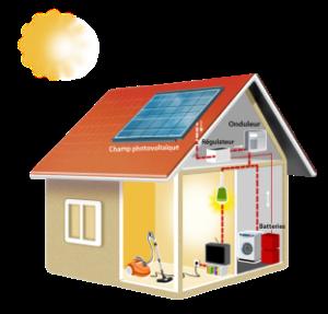 kit solaire site isolé