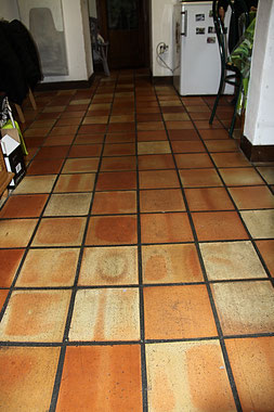 carrelage terre cuite Toulouse