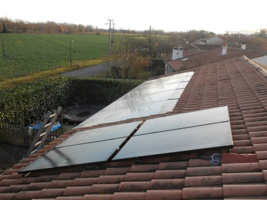 chauffe eau solaire individuel
