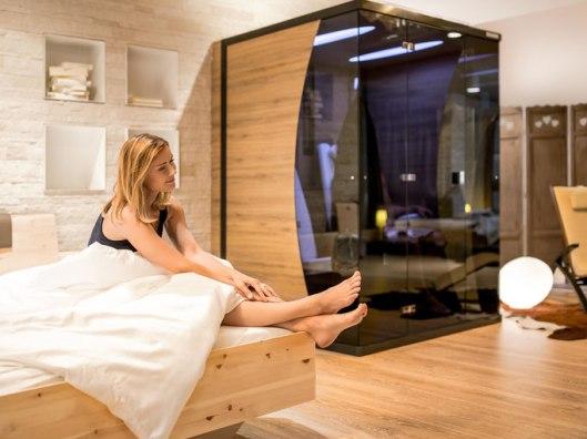 les bienfaits du sauna infrarouge